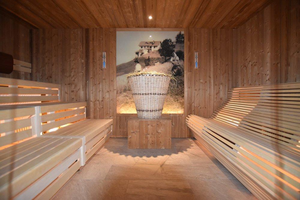 Entspannungsurlaub in Südtirol – In der Sauna neue Kraft schöpfen