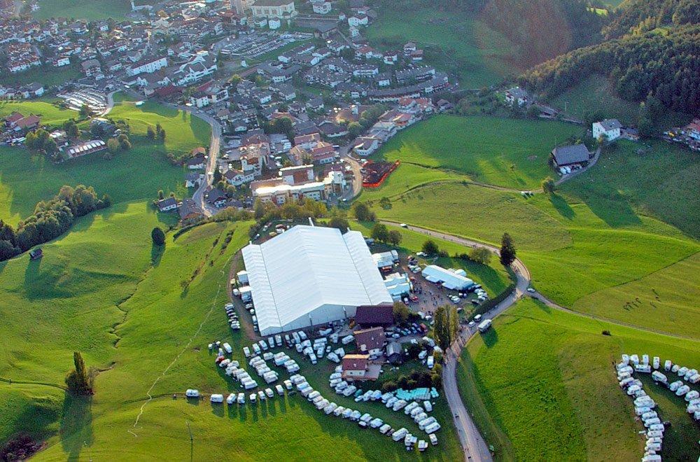 Kastelruther Spatzenfest und Open Air Konzert