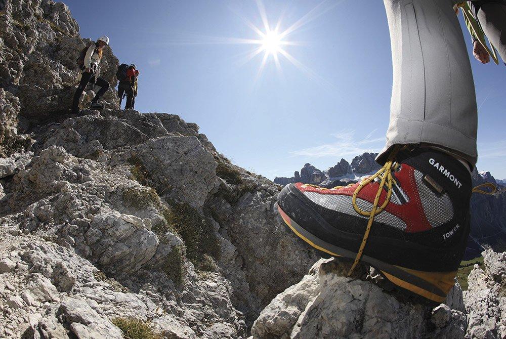 Ganz hoch hinaus – Zum Kletterurlaub in die Dolomiten