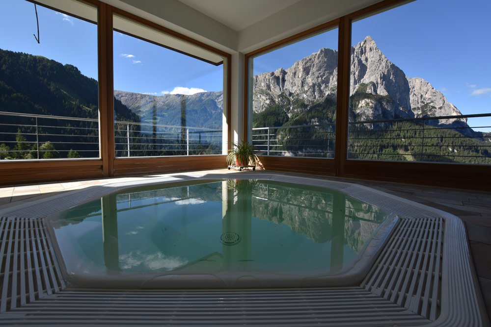 A spa vacation in South Tyrol. It is all waiting here for you