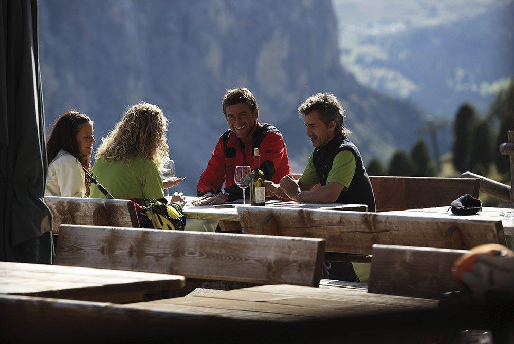 The alpine plateau is open in every season