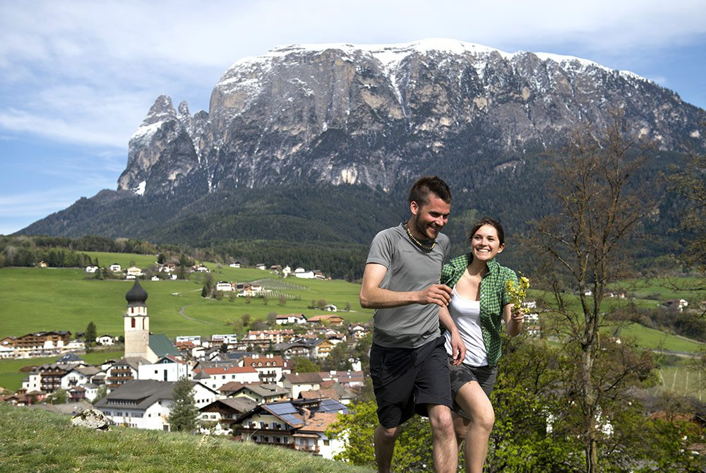 Hiking holidays on the Alpe di Siusi: We get you moving