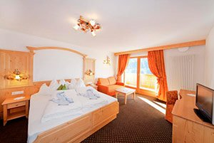 Our Sciliar Rooms